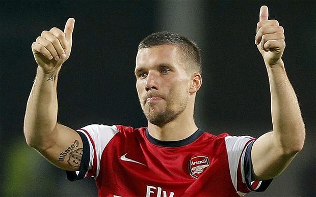 Borussia Dortmund to bid for Arsenal Podolski