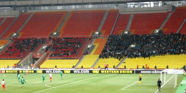 Вокруг матча «Рубин» ― «Атлетико»: футбол для никого