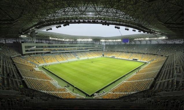 Матч Украина – Чехия пройдёт во Львове