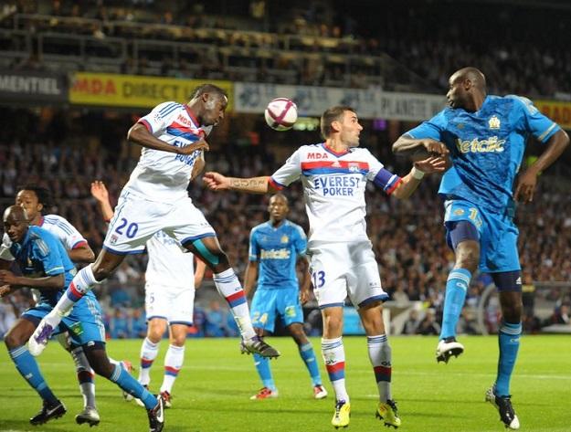Французская Лига 1. «Лион» — «Марсель» — 2:2. Хроника событий
