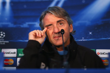 Mancini given ultimatum by Man City board