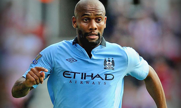 Maicon ruled out Man City exit