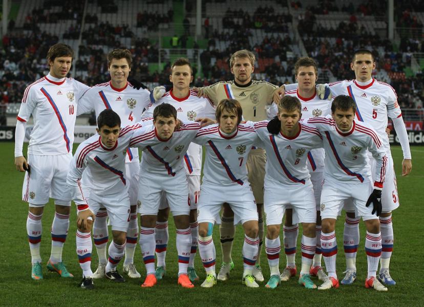 Топ-5 надежд молодежной сборной России