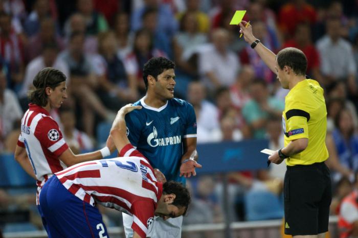 Champions League 2013/14. Grupo G. Zenit – Atlético. Pronóstico. La única posibilidad realista