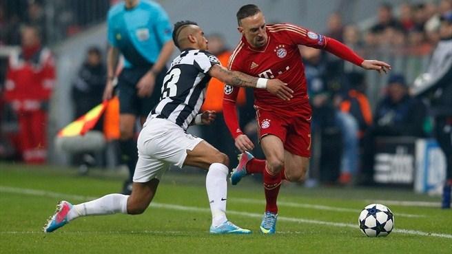 «Бавария» — «Ювентус» — 2:0. «Грязная синьора» (ВИДЕО)