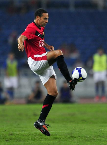 FA выдвинула обвинения в адрес Рио Фердинанда
