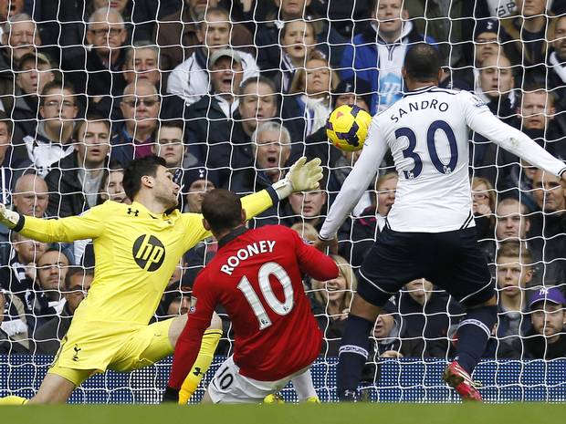 Premier League: Tottenham Hotspur 2-2 Manchester United and more results