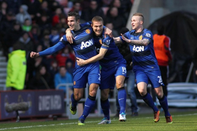 Premier league Matchday 31 results: Sunderland 0-1 Manchester United