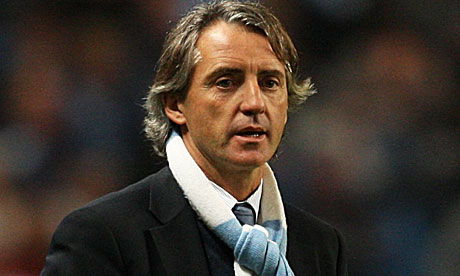 Zenit St. Petersburg to make an approach for Mancini