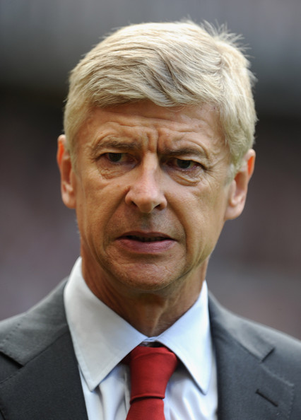 Arsenal will be a contender for the title Wenger claims