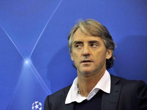 Роберто Манчини: «Лига чемпионов не приоритетна для нас»
