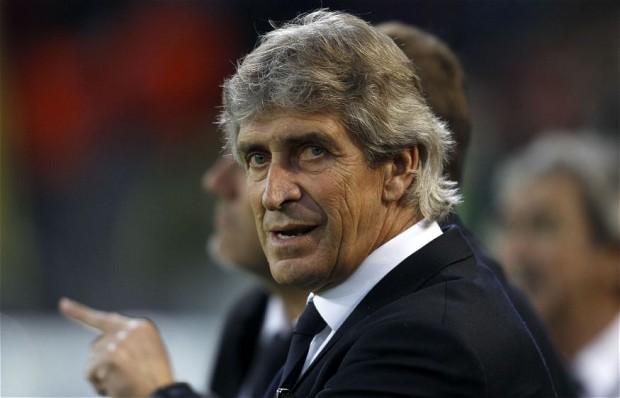 Malaga confirm Pellegrini's departure