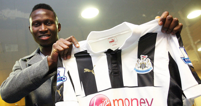 Yanga-Mbiwa confirms he has settled at Newcastle
