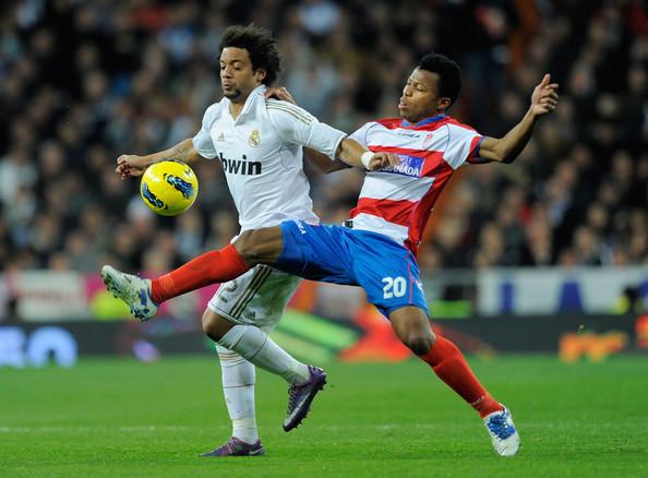 Испанская Ла лига. 2-й тур. «Гранада» — «Реал» — 0:1. Хроника событий