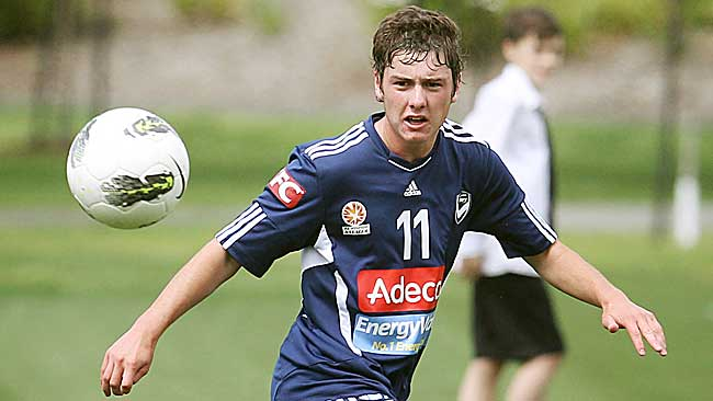 Liverpool eye switch for Melbourne Victory's Rojas