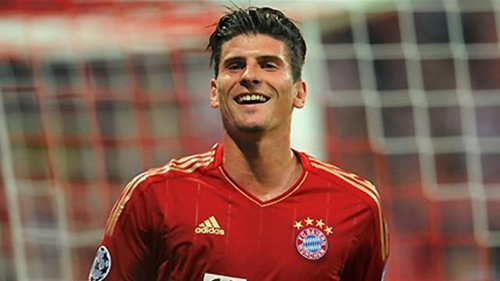Man City and Chelsea target Bayern Gomez
