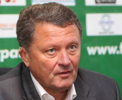 Мирон Маркевич доволен исходом матча с «Байером»
