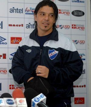 Марсело Гальярдо покинул уругвайский «Насьональ»
