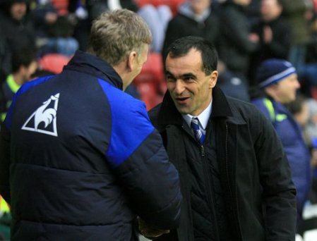 Everton set to make approach for Wigan Martinez