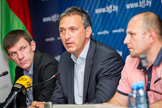 Тренер минского «Динамо» Роберт Маскант: в Фулхэме раздевалки были хуже, чем на «Тракторе»