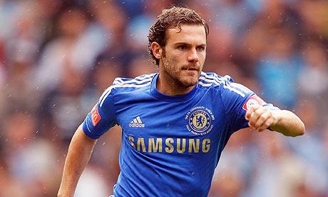 Chelsea Juan Mata denies wanting out