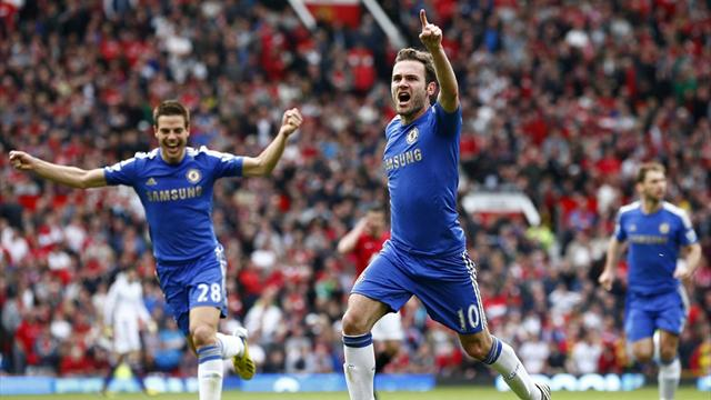 Premier League results: Chelsea cemented top-four standing after a 1-0 win over Man Utd