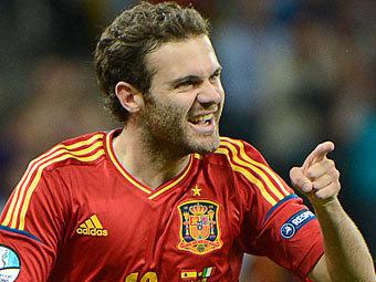 Хуан Мата считает, что на Олимпийских играх Испания заслуживала большего