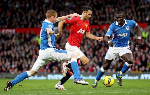 Суперкубок Англии. «Уиган» — «Манчестер Юнайтед». Хроника событий
