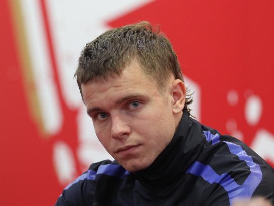 «Амкар» подписал Станислава Матяша