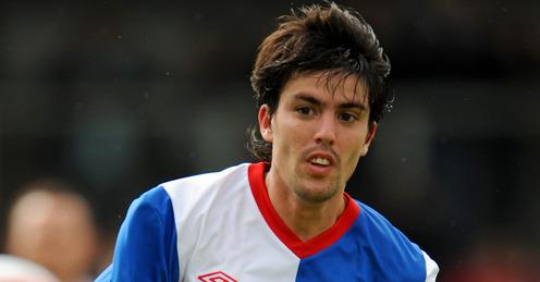 Formica leaves Blackburn for Palermo