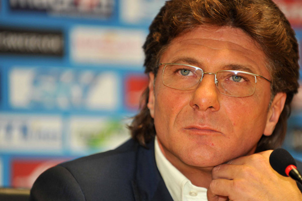 Mazzarri refuses to sign a new deal with Napoli
