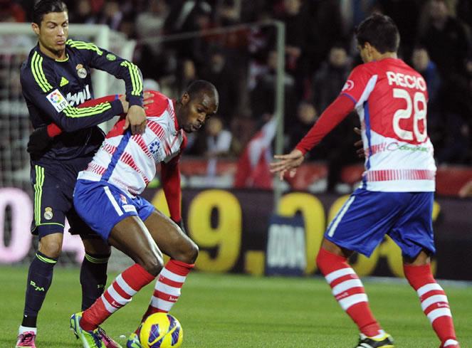 Испанская Ла лига. «Гранада» — «Реал». Онлайн-трансляция начнется в 23.00