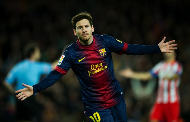 Barcelona Messi denies accusations of tax fraud