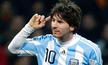 Messi to feature in Argentina's qualifier against Colombia