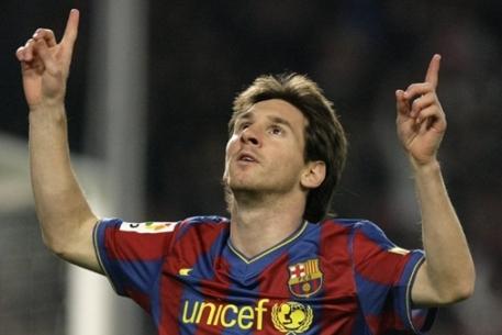 Испанская Ла лига. 4-й тур. Месси принес очередную победу «Барселоне»