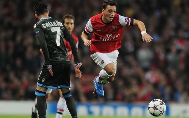Матч между «Наполи» и «Арсеналом» может пройти при пустых трибунах