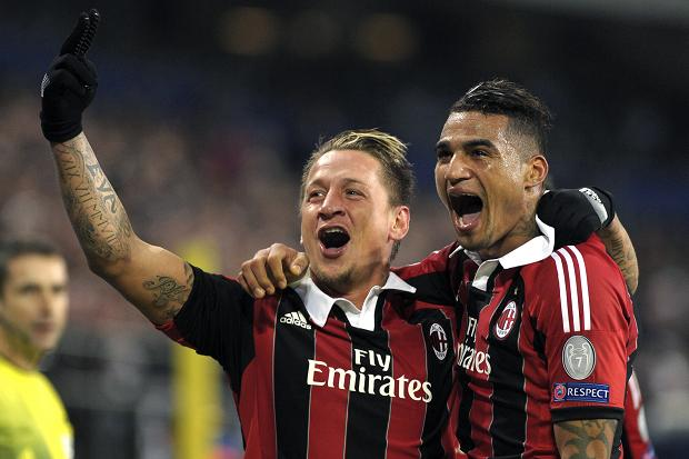 Serie A results: Milan secured CL spot with a 2-1 win over Siena