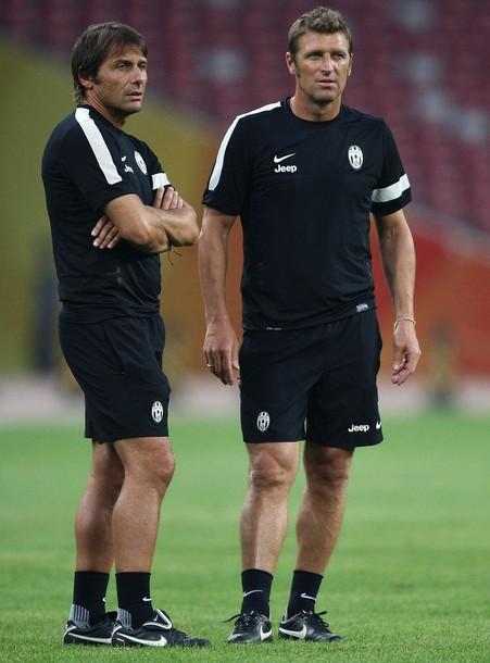Массимо Каррера заменит Конте на посту главного тренера «Юве»