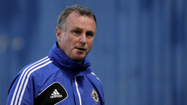 Northern Ireland O'Neill wants an extended stay