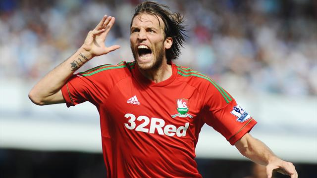Michu remains fully committed to Swansea