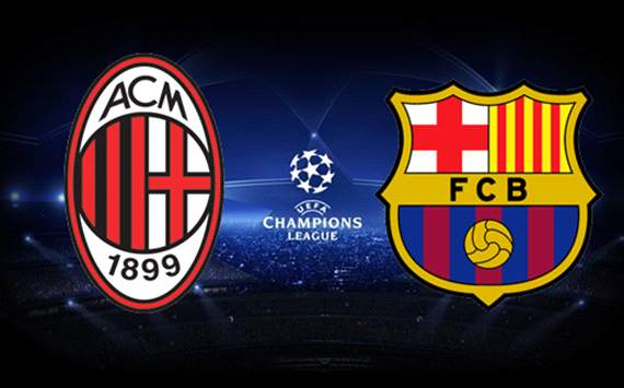Champions' League last-16 preview: Milan vs Barcelona