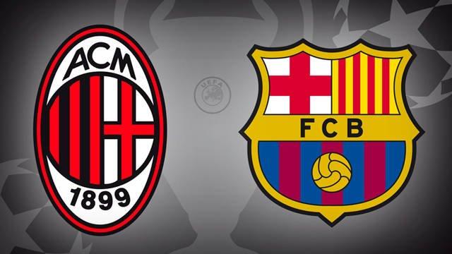 Лига чемпионов-2013/14. «Милан» примет «Барселону», «Арсенал» сразится с «Боруссией», и другие матчи дня