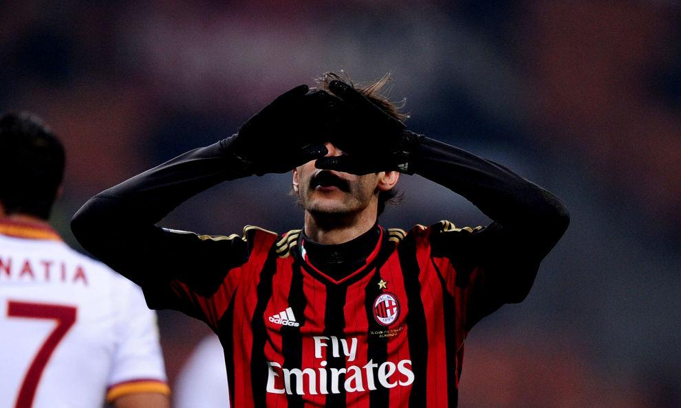 «Милан» — «Рома» — 2:2. Хроника событий
