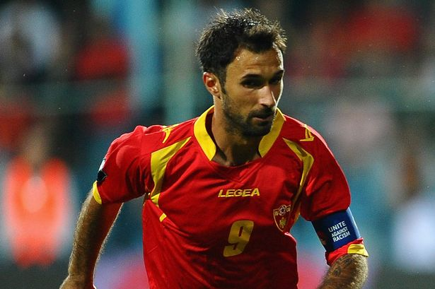 Montenegro Vucinic believes defense is England's Achilles' heel