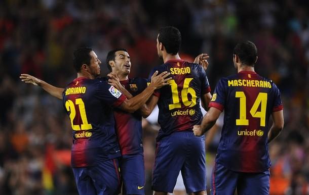 Футболисты «Барселоны» огорчены исходом матча против «Реала»