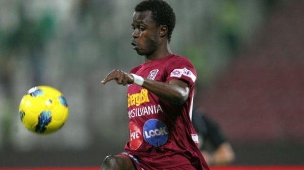 CFR Cluj Sougou pens a deal with Marseille