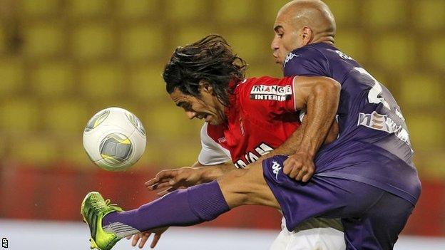 Французская Лига 1. «Тулуза» — «Монако» — 0:2. Хроника событий