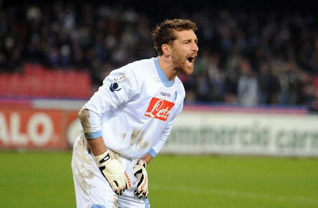 De Sanctis wants to retire at Napoli