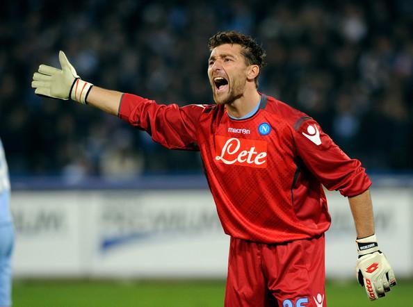 De Sanctis wants to retire in Napoli