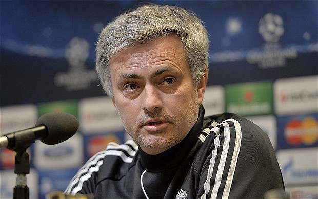 Real Madrid's Mourinho: we deserved the defeat